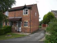 2 bed semi detached house in Rowthorne Avenue...