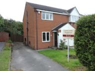 2 bed semi detached house to rent in Maple Drive...