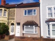 Terraced house in Chaplin Road, Easton...
