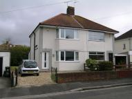 semi detached property for sale in Dryleaze Road, Stapleton...