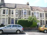 Terraced property in Cromer Road, Easton...