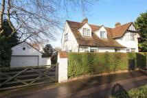 Detached house in Norton Way North...