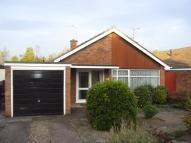 Sherwood Crescent Detached Bungalow to rent