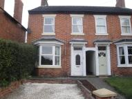 2 bed semi detached house in 112 Longslow Road...