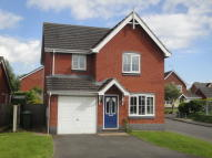 Detached home in Chancel Drive...