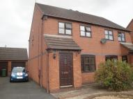 semi detached home to rent in Meadow Close...