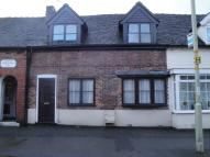 2 bed Cottage to rent in SHROPSHIRE STREET...
