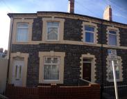 Terraced property in Copper st, Cardiff, CF24