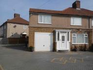semi detached house in Verney Road, Dagenham