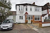 Detached house in Christopher Avenue...