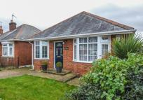 Ebor Road Detached Bungalow for sale