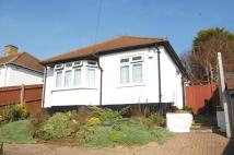 Augustine Road Detached Bungalow for sale