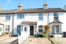 Terraced house for sale in Wellbrook Road...