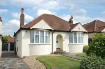 2 bedroom Detached Bungalow in Haileybury Road...