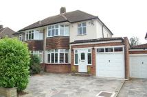 semi detached property for sale in Cathcart Drive...