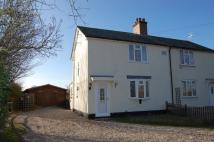 3 bed semi detached house to rent in 4 Brook Road, Great Tey...