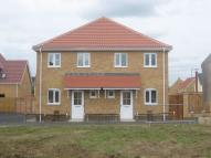 2 bed semi detached home in Spicer Way, Sudbury, CO10