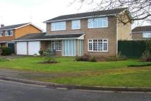 Detached home in Mansell Road, Wisbech...