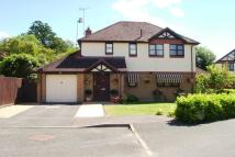 Detached home for sale in Woodcote Park...