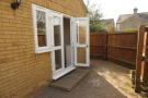 FRENCH DOORS TO REAR