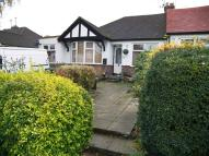 3 bed Semi-Detached Bungalow in Beresford Avenue, London...