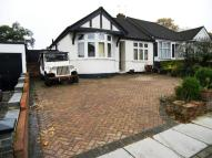 Semi-Detached Bungalow for sale in Beresford Avenue, London...