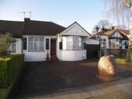 2 bed Semi-Detached Bungalow in Beresford Avenue, London...