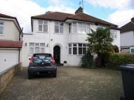 semi detached property for sale in Gallants Farm Road...