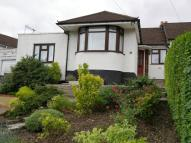 Rushdene Avenue Semi-Detached Bungalow to rent
