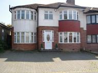 4 bed semi detached property in WILTON ROAD, COCKFOSTERS...