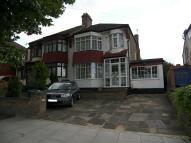 semi detached property in Cat Hill, Barnet...