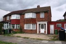 THE MALL semi detached house for sale