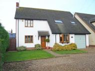 4 bedroom Detached property in Cooks Road, Elmswell...