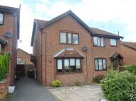 semi detached home for sale in Brampton Road...