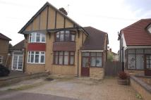 semi detached property in Holland Gardens, Watford