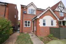 semi detached home in Broughton Way...