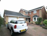 Detached house for sale in Saxon Row, Conisbrough...