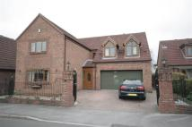 Detached property in Ravens Walk, Conisbrough...