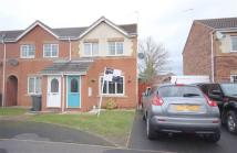 2 bedroom semi detached home for sale in Castle Avenue...