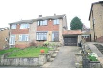 3 bedroom semi detached property for sale in Brook Road, Conisborough...
