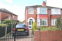 semi detached property for sale in Chestnut Avenue...