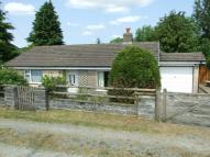Detached Bungalow in Llangammarch Wells, LD4