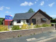 Detached Bungalow for sale in Erw Haf, Llanwrtyd Wells...