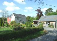 Detached house for sale in Llanyre, LD1