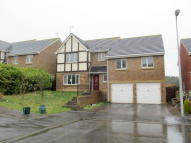 6 bed Detached house for sale in Nyth Yr Eos, CF62