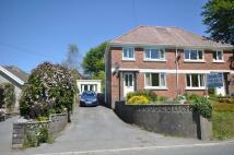 3 bedroom semi detached home in Awelfa, Carmarthen Road...
