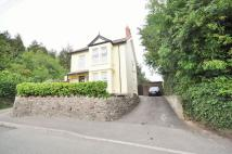 Detached home in Bodlondeb, North Road...