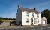 Detached house for sale in Derlwyn, Llangynin...