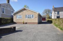 Detached Bungalow in Penyberth, Llanpumsaint...