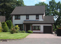Detached Villa for sale in WOODSIDE GROVE, Larbert...